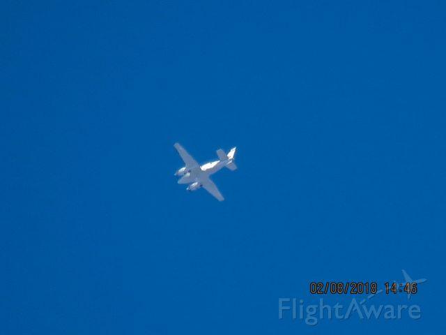Beechcraft King Air 90 (N48W)