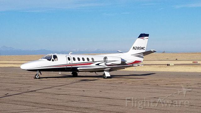 Cessna Citation II (N285MC)