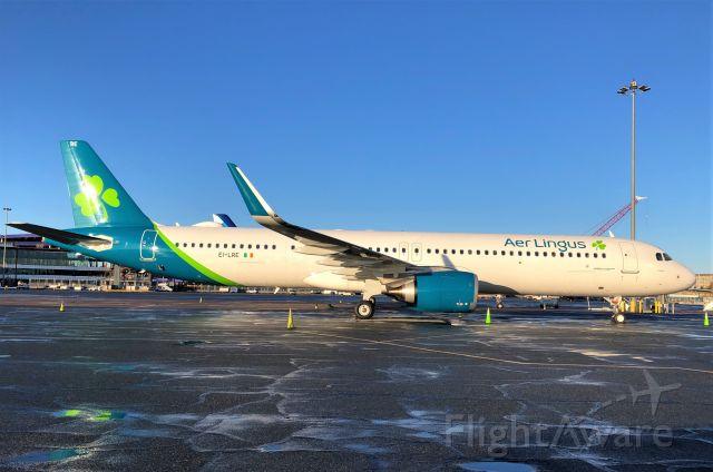 Airbus A321neo (EI-LRE) - New EI A321neo
