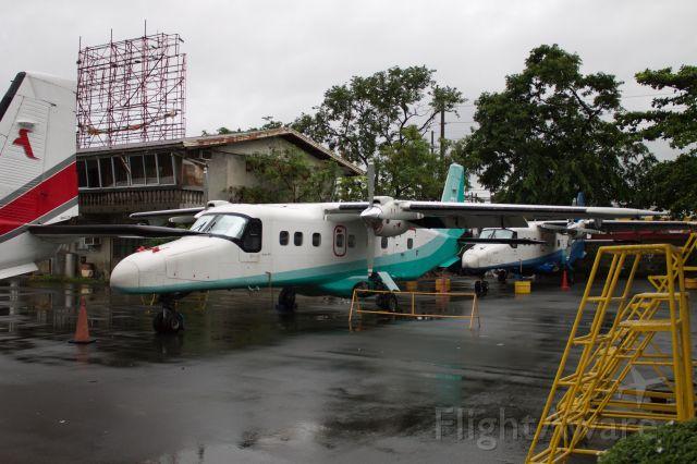 — — - Vlucht van Manila naar El Nido, Palawan, Filipijnen met ITI (island transvoyager inc.) September 2014<br />Uit archief, helaas geen staartnummer.