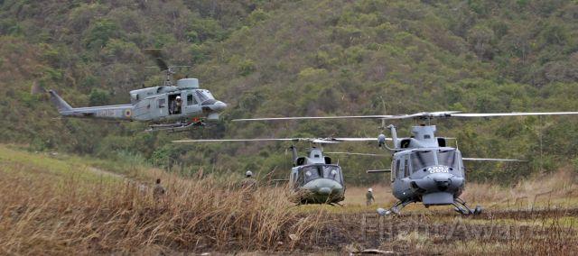 Bell 412 — - Mountains near Caracas, Venezuela.