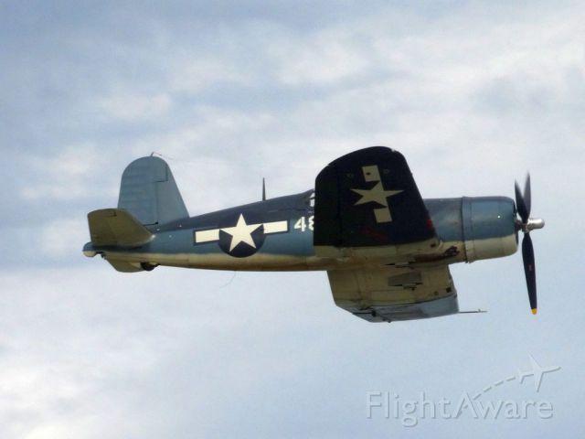VOUGHT-SIKORSKY V-166 Corsair (N209TW)