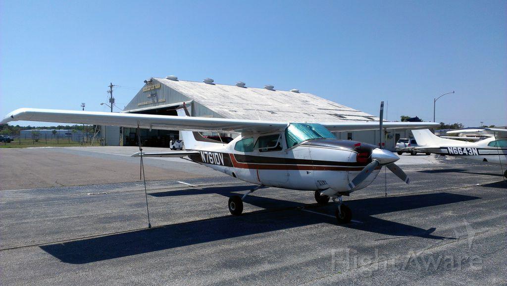 Cessna Centurion (N761DV)
