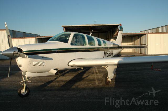 Beechcraft Bonanza (36) (N1565X)