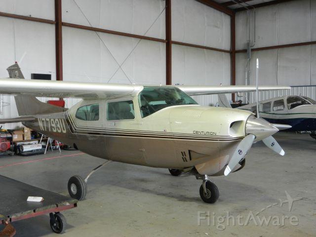 Cessna Centurion (N7793U)