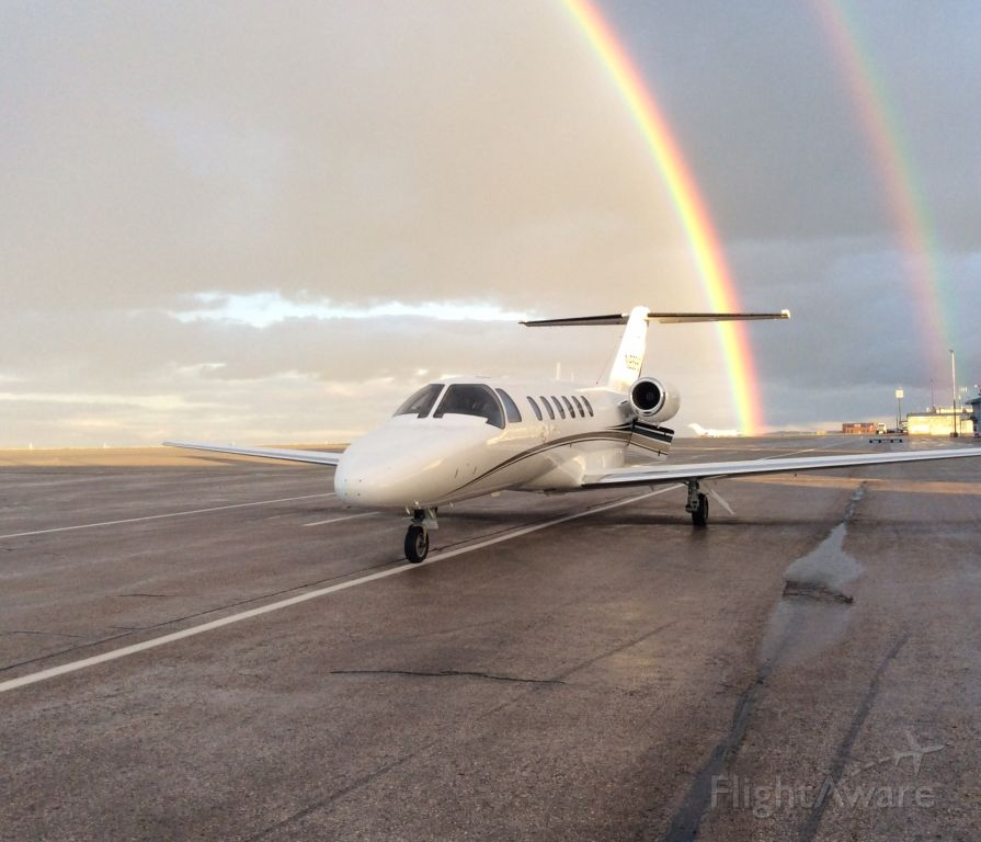 Cessna Citation CJ2+ (N956HC)