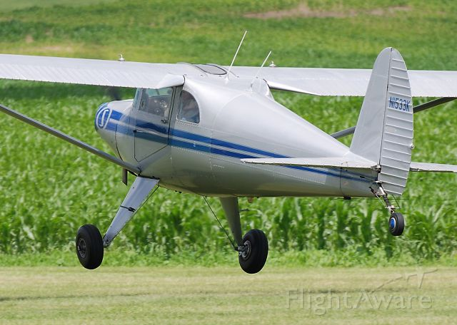 Beechcraft Bonanza (36) (N1533K)