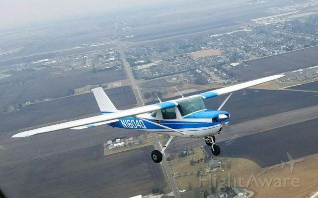 Cessna Commuter (N1604Q)