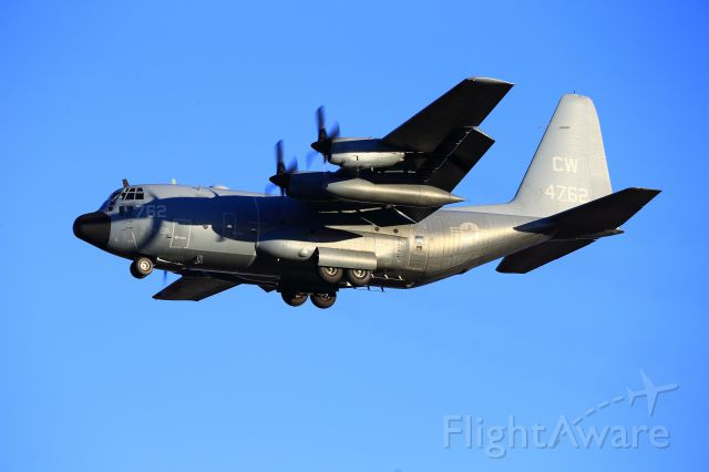 Lockheed C-130 Hercules (16-4762)
