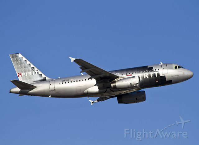 Airbus A319 (N510NK)
