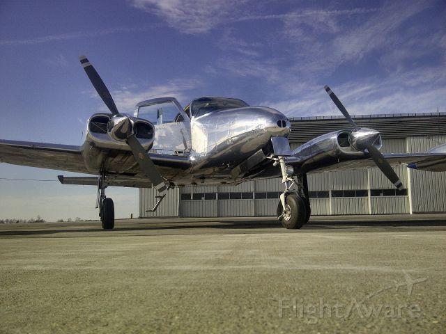 Cessna 310 — - 1957 Cessna 310 B