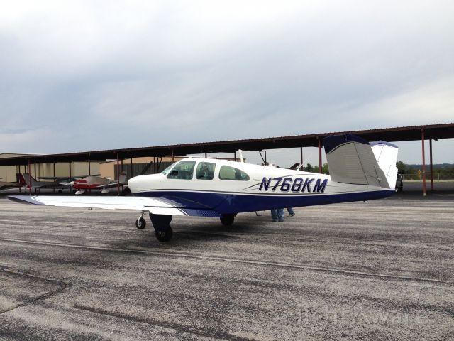 Beechcraft 35 Bonanza (N768KM)