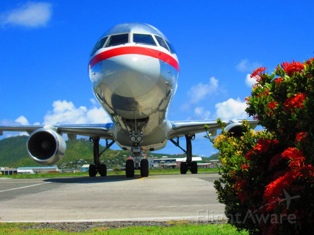Boeing 757-200 (N630AA)