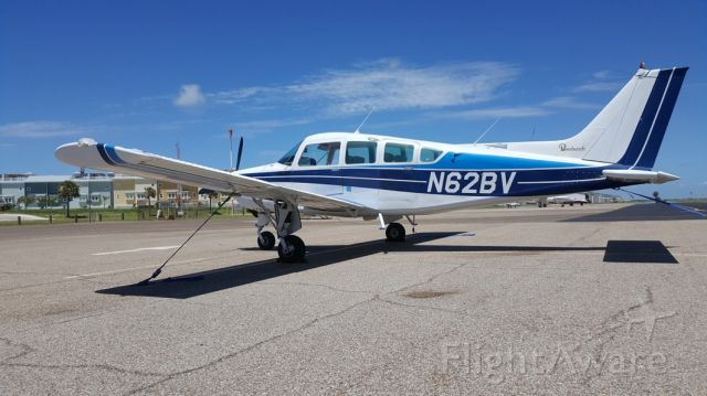 Beechcraft Sierra (N62BV) - Lunch in Port Aransas, Texas