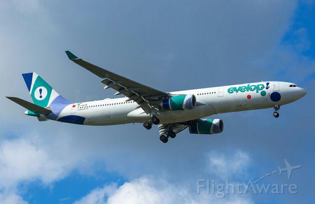 AIRBUS A-330-800 (EC-LXA)