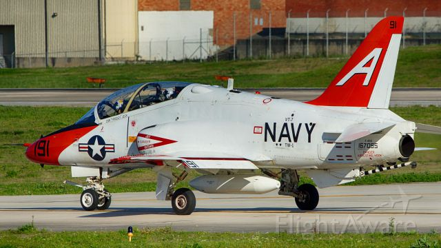 16-7095 — - Taxiing to 22 for departure.