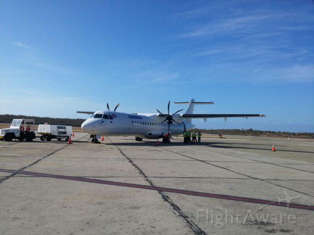 ATR ATR-72 (ZS-XZA)