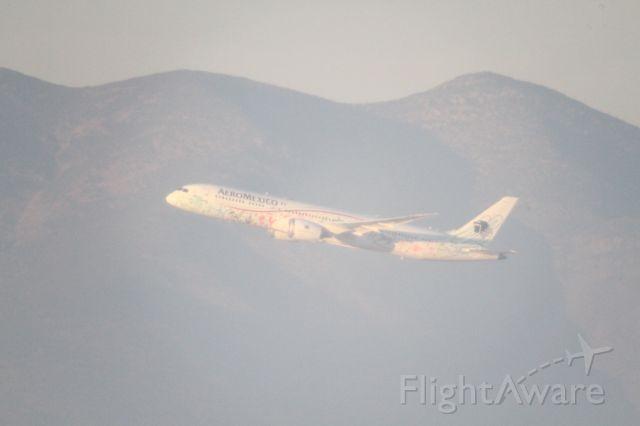 Boeing 787-9 Dreamliner (XA-ADL) - DEPARTURE FROM 27 MMTJ