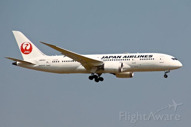 Boeing 787-8 (JA883J)