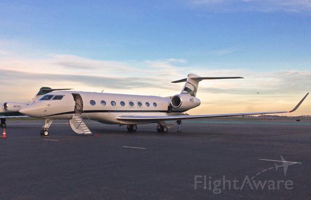 Gulfstream Aerospace Gulfstream G650 (N6D) - Upgrade..N6D formerly was a Global Express