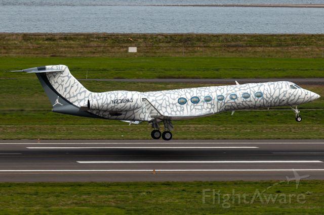 Gulfstream Aerospace Gulfstream V (N236MJ)