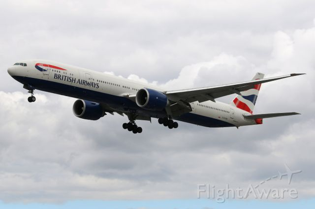 BOEING 777-300ER (G-STBB)
