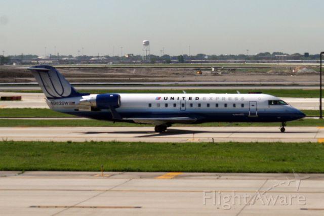 Canadair Regional Jet CRJ-200 (N983SW) - 06-Aug-08