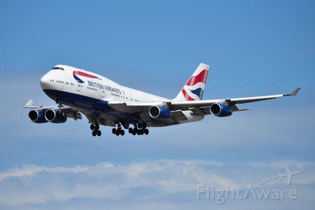 Boeing 747-400 (G-CIVG) - 28-C 04-22-19