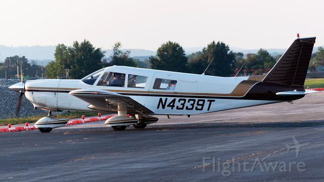 Piper Saratoga (N4339T)