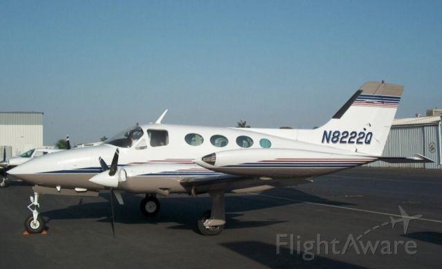 Cessna Chancellor (N8222Q)