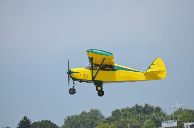 Piper PA-22 Tri-Pacer (N8746C) - AirVenture 2014