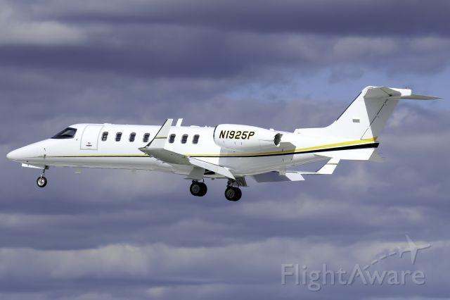 Learjet 45 (N1925P)