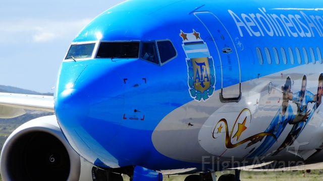 Boeing 737-700 (LV-CSI)