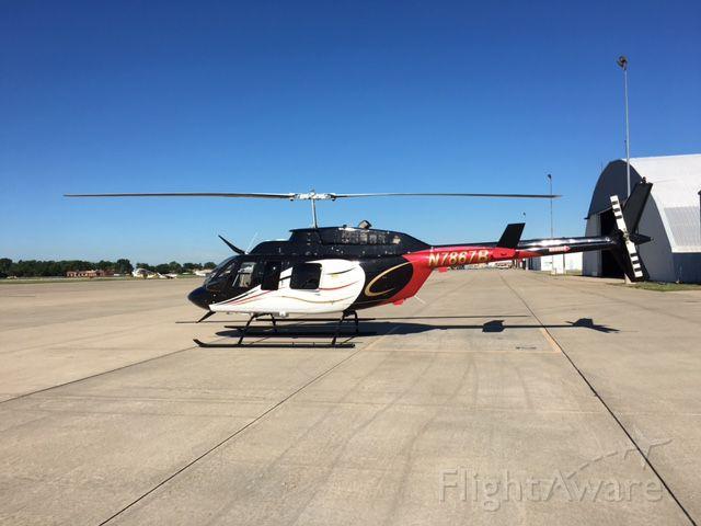 Bell JetRanger (N7867B)