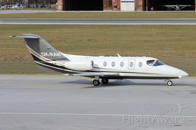 Beechcraft Beechjet (OK-RAH)