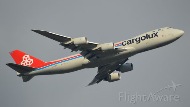 BOEING 747-8 (LX-VCD)