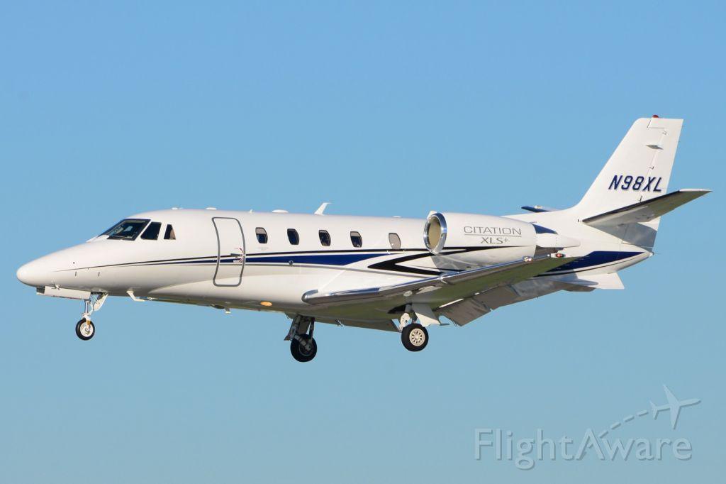 Cessna Citation Excel/XLS (N98XL)