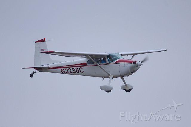 Cessna Skywagon 180 (N2238C)