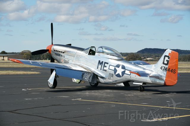 North American P-51 Mustang (NL4132A) - Few minuets before it's final flight performing for a re-enactment at the Nimitz Museum in Fredericksburg Texas on 11/17/18.  Pilot/ Owner Cowden Ward Jr. and WWII Veteran passenger Vince Losada died instantly in a hard crash in the parking lot of an apartment complex. RIP