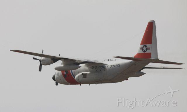 Lockheed C-130 Hercules (N1704) - Wings Over wine Country Fly By  09-27-2015