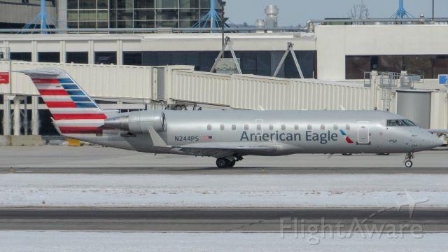 Canadair Regional Jet CRJ-200 (N244PS)