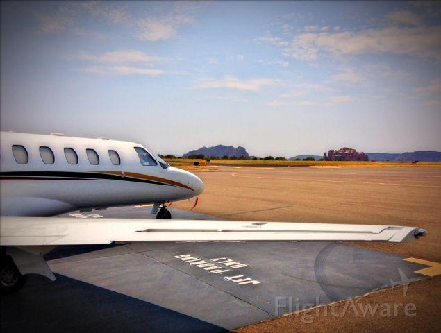 Cessna Citation CJ1 (N245SP)