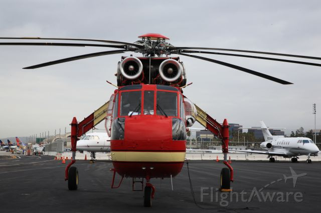 Sikorsky CH-54 Tarhe (N4037S)
