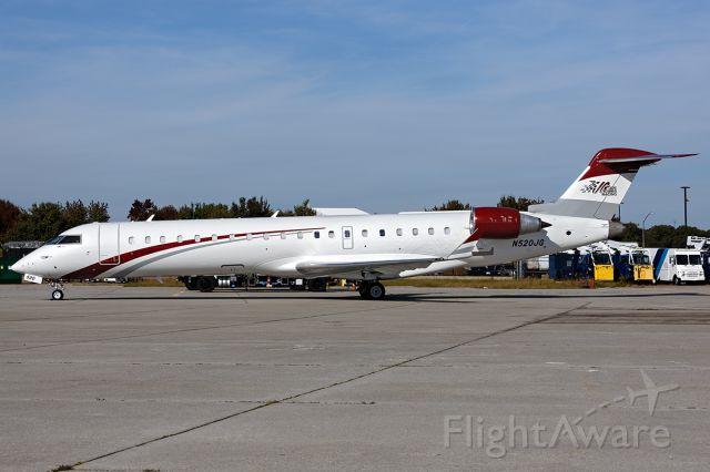 Canadair Regional Jet CRJ-700 (N520JG) - Joe Gibbs Racing Inc