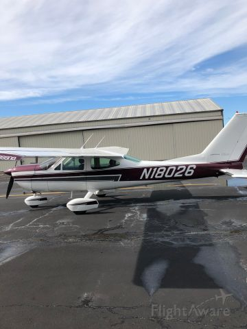 Cessna Cardinal (N18026) - Cessna 177B Cardinal.