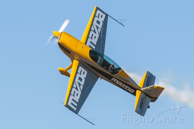 EXTRA EA-300 (Z-OOM) - Display at Rand Air Show in Johannesburg South Africa.