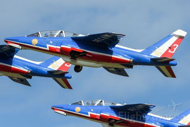 DASSAULT-BREGUET/DORNIER Alpha Jet (F-UHRW)