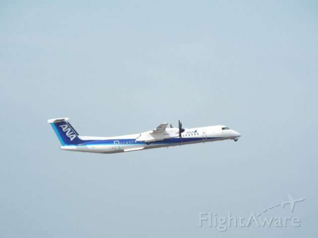 de Havilland Dash 8-400 (JA462A)