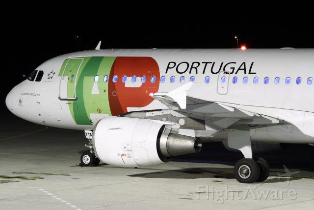 Airbus A319 (CS-TTM)