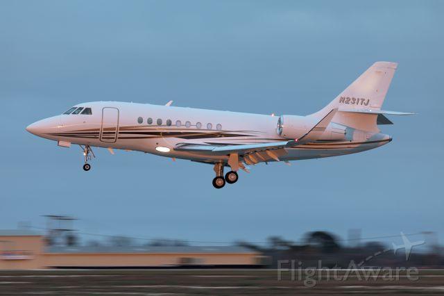 Dassault Falcon 2000 (N231TJ)